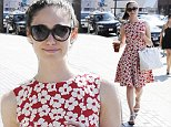 Picture Shows: Emmy Rossum  July 20, 2015\n \n 'Shameless' actress Emmy Rossum is spotted out and about in Beverly Hills, California. Emmy has been enjoying her summer by traveling as much as she can before filming starts again on 'Shameless'. \n \n Non-Exclusive\n UK RIGHTS ONLY\n \n Pictures by : FameFlynet UK © 2015\n Tel : +44 (0)20 3551 5049\n Email : info@fameflynet.uk.com
