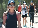 EXCLUSIVE Coleman-Rayner. Los Angeles CA, USA. \nJuly 16, 2015\nEnglish model Eleanor Calder is seen going for a hike with a friend on her birthday just days after it was revealed that her ex-boyfriend and One Direction singer, Louis Tomlinson is expecting his first child with 23-year-old stylist Briana Jungwirth.\nCREDIT LINE MUST READ: Coqueran/Coleman-Rayner\nTel US (001) 310-474-4343 - office¿\nTel US (001) 323 545 7584 - cell\nwww.coleman-rayner.com