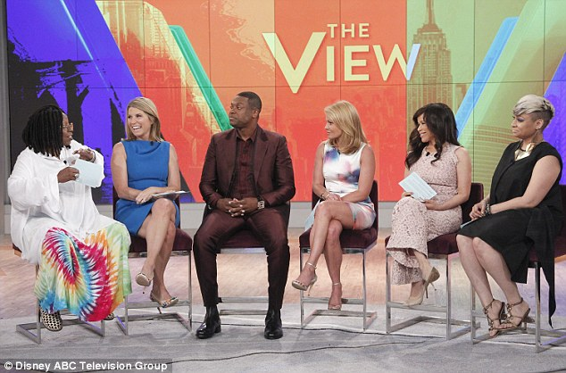 Iconic: The View airs weekdays at 11am on ABC