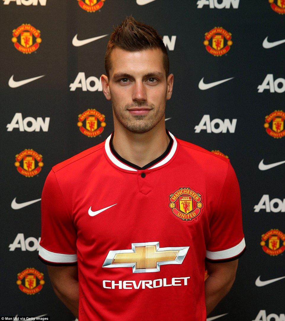 Morgan Schneiderlin has also been confirmed as a Manchester United player after paying Southampton £25m for his services