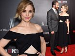 """NEW YORK, NY - JULY 20:  Jake Gyllenhaal and Rachel McAdams attend  the """"Southpaw"""" New York premiere at AMC Loews Lincoln Square on July 20, 2015 in New York City.  (Photo by Kevin Mazur/WireImage)"""