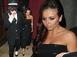 21 Jul 2015 - LONDON - UK   ENGLISH GIRLBAND LITTLE MIX CELEBRATE NO1 SINGLE BLACK MAGIC WITH A PARTY AT STEAM & RYE NIGHTCLUB IN LONDON. TULISA CONTOSTAVLOS PARTIED WITH THE GIRLS JADE THIRLWALL, PERRIE EDWARDS, LEIGH-ANNE PINNOCK, AND JESY NELSON, JESY FIANCÇ?? JAKE ROCHE WAS ALSO AT THE PARTY.  BYLINE MUST READ : XPOSUREPHOTOS.COM  ***UK CLIENTS - PICTURES CONTAINING CHILDREN PLEASE PIXELATE FACE PRIOR TO PUBLICATION ***  **UK CLIENTS MUST CALL PRIOR TO TV OR ONLINE USAGE PLEASE TELEPHONE 44 208 344 2007**