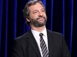 THE TONIGHT SHOW STARRING JIMMY FALLON -- Episode 0294 -- Pictured: Comedian Judd Apatow performs on July 20, 2015 -- (Photo by: Douglas Gorenstein/NBC/NBCU Photo Bank via Getty Images)