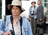 Picture Shows: Sigourney Weaver, Martin Clunes  July 14, 2015      Hollywood actress Sigourney Weaver makes a cameo appearance in TV's 'Doc Martin' while filming in Port Isaac in Cornwall.    The star of 'Ghostbusters' and 'Alien' played an American tourist in the show alongside Martin Clunes.    Weaver is best friends with Selina Cadell who plays the show's chemist Mrs Tishell also pictured.    **MINIMUM WEB USAGE £400**       **VIDEO AVAILABLE**    Exclusive All round  WORLDWIDE RIGHTS    Pictures by : FameFlynet UK © 2015  Tel : +44 (0)20 3551 5049  Email : info@fameflynet.uk.com
