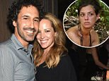 NEW YORK, NY - OCTOBER 07:  Ethan Zohn and Lisa Heywood attend the Angel Ball launch party at TAO on October 7, 2014 in New York City.  (Photo by Jamie McCarthy/Getty Images for Gabrielle's Angel Foundation)