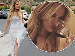 Khloe Kardashian Seen for the first time after her divorce from Lamar Odom.\n\nPictured: Khloe Kardashian\nRef: SPL1083671  210715  \nPicture by: Clint Brewer / Splash News\n\nSplash News and Pictures\nLos Angeles: 310-821-2666\nNew York: 212-619-2666\nLondon: 870-934-2666\nphotodesk@splashnews.com\n
