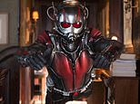 """This photo provided by Disney shows Paul Rudd as Scott Lang/Ant-Man in a scene from Marvel's """"Ant-Man."""" The film releases in the U.S. on Friday, July 17, 2015. (Zade Rosenthal/Disney/Marvel via AP)"""