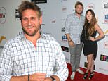 """That Sugar Film"" US Premiere.....Pictured: Curtis Stone, Lindsay Price..Ref: SPL1083873  200715  ..Picture by: AXELLE WOUSSEN/Bauergriffin.com...."