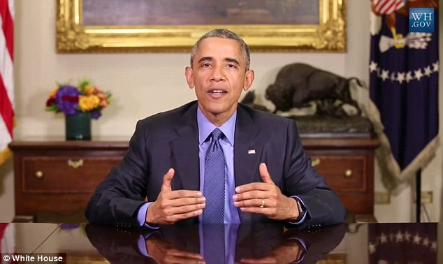 U.S. President Barack Obama explains why he is commuting the sentences of 46 nonviolent drug offenders