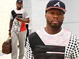 18 Jul 2015 - NEW YORK CITY - USA\n*** EXCLUSIVE ALL ROUND PICTURES ***\nRAPPER 50 CENT WHO HAD ANNOUNCED HIS BANKRUPTCY ARRIVES AT JFK AIRPORT CARRYING A LOUIS VUITTON BAG IN NEW YORK CITY\nBYLINE MUST READ : XPOSUREPHOTOS.COM\n***UK CLIENTS - PICTURES CONTAINING CHILDREN PLEASE PIXELATE FACE PRIOR TO PUBLICATION ***\n**UK CLIENTS MUST CALL PRIOR TO TV OR ONLINE USAGE PLEASE TELEPHONE  44 208 344 2007**
