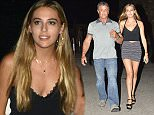 July 21th, 2015 - Saint Tropez  ****** Exclusive all around Pictures ******  Sylvester Stallone leaving the Saint Tropez harbour after a dinner at the new Exclusive spot of the town : L\'OPERA restaurent with his wife Jennifer Flavin, and their three daughters Sistine, 17, Sophia, 18, and Scarlet, 13, as they continue their luxury getaway on aluxury yacht in south of France.   with his wife of 17 years, in Saint Tropez  ****** BYLINE MUST READ : © Spread Pictures ******  ******Please hide the children\'s faces prior to the publication******  ****** No Web Usage before agreement ******  ****** Stricly No Mobile Phone Application or Apps use without our Prior Agreement ******  Enquiries at photo@spreadpictures.com