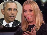 """21 July 2015 - Los Angeles - USA  **** STRICTLY NOT AVAILABLE FOR USA ***  Charlize Theron reveals on Jimmy Kimmel Live that she once offered to take President Obama to a strip club. The Mad Max star confessed she was 'really nervous' to meet President Obama while they were both on Jimmy Kimmel Live earlier this year. So nervous, in fact, she got a bad case of 'verbal diahorrea'  during their brief conversation backstage. She told Kimmel how the President was chatting about how excited he was to be on the show and getting an opportunity to reach a younger demographic. Theron added: """"And I didn't know what to say. And all I could come up with was: 'Well, if you are looking for a different demographic, I can take you to a strip club'."""" Theron said Obama was actually really nice about her Presidential faux pas. But she was apparently so horrified that she couldn't sleep for weeks afterwards.   XPOSURE PHOTOS DOES NOT CLAIM ANY COPYRIGHT OR LICENSE IN THE ATTACHED MATERIAL. ANY DOWNLOADIN"""