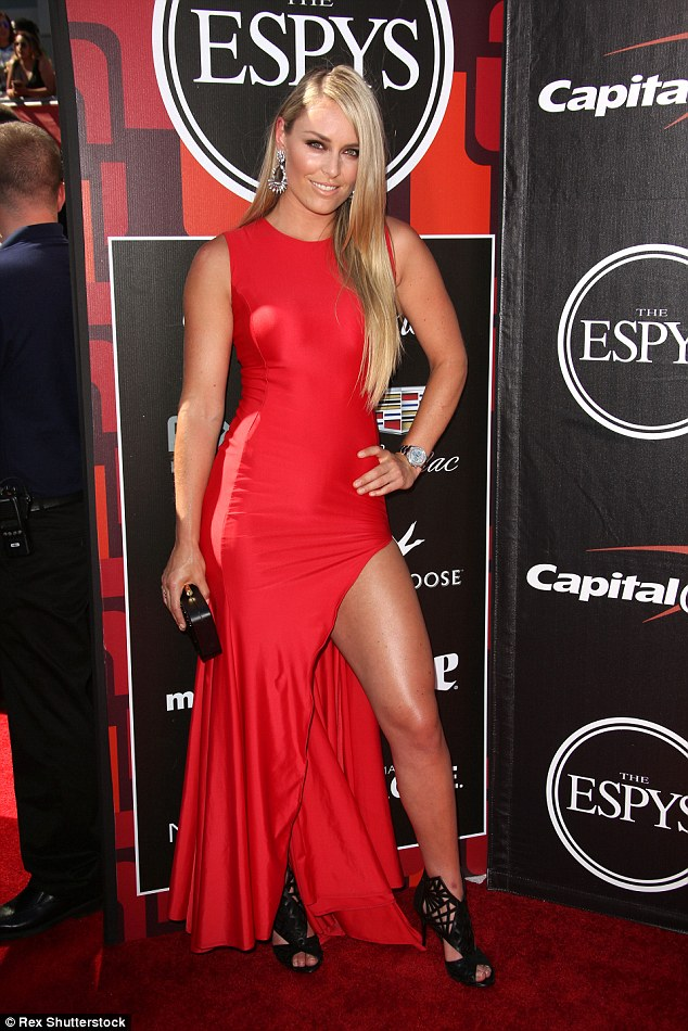 U up? U out? The 30-year-old old Entertainment Tonight on the ESPY red carpet on Wednesday night that she and her ex text each other.