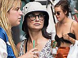 Exclusive... 51804448 As she struggles to deal with the tragic death that took place across the country at her LA home, Demi Moore looks worse for wear while out shopping with daughters Scout & Tallulah in New York City, New York on July 20, 2015. This is first time Demi has been spotted after a man was found dead Sunday morning in a pool at her Beverly Hills estate. She stated publicly that she was in 'absolute shock' and she's clearly turned to family bonding and retail therapy to cope with the unspeakable tragedy. Lawyers say that Moore could face a lawsuit for negligent supervision, despite being nowhere near the property during the night's events. NO WEB USE FameFlynet, Inc - Beverly Hills, CA, USA - +1 (818) 307-4813 RESTRICTIONS APPLY: NO WEBSITE USE