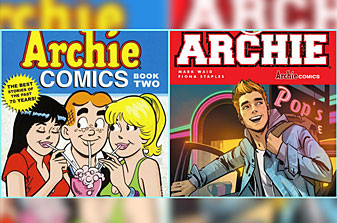 Archie comics new old