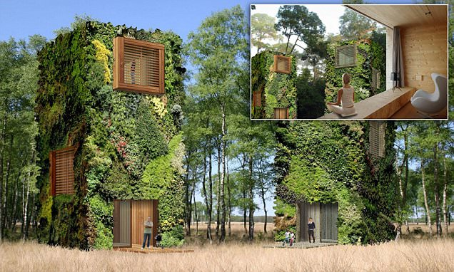 Dutch architect Raimond de Hullu plans first 100% eco city