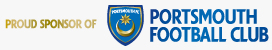 Proud Sponsor of Portsmouth Football Club