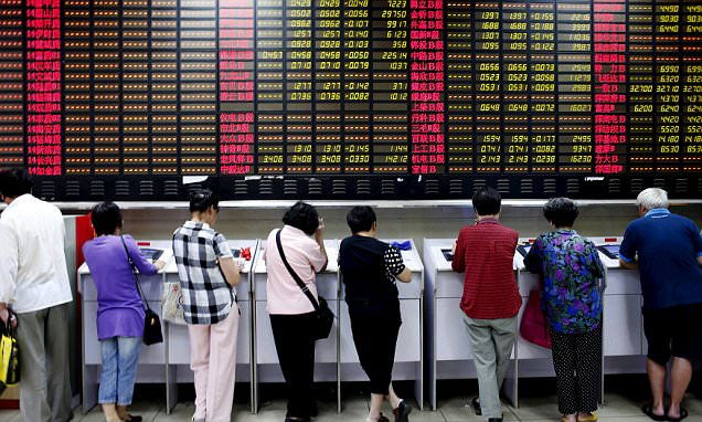 China stock crash prompts drastic action to enforce price stability