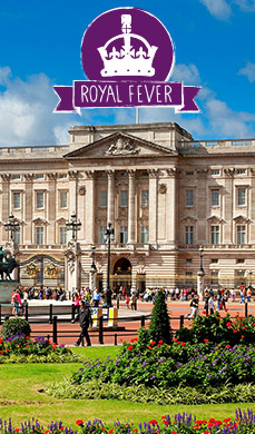 British Royalty Themed Holidays