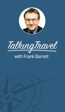 Talking Travel with Frank Barrett