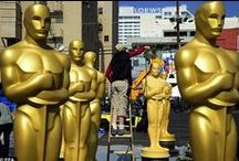 The Oscars - Behind the Scenes / by Daily Mail