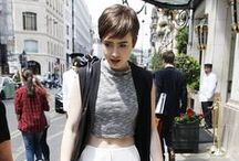 Street Style / by Daily Mail