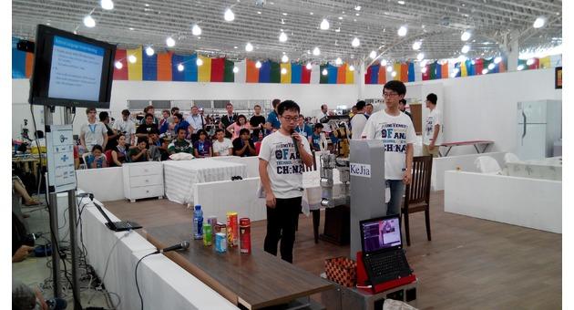 Demo Challenge and Workshop on Benchmarking Service <br>Robots