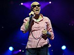 Mandatory Credit: Photo by SIPA/REX Shutterstock (4901192m)  Sinead O''Connor on stage  49th Montreux Jazz Festival, Switzerland  - 09 Jul 2015