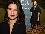 """LOS ANGELES, CA - JULY 22:  Actress Cobie Smulders attends the Los Angeles Times Indie Focus screening and cast Q&A of """"Unexpected"""" at the Sundance Sunset Cinema on July 22, 2015 in Los Angeles, California.  (Photo by Amanda Edwards/WireImage)"""