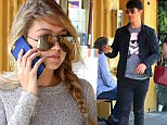 ***MANDATORY BYLINE TO READ INFPhoto.com ONLY***\nGigi Hadid and boyfriend Joe Jonas out for lunch at Osteria Mozza in Los Angeles, California today.\n\nPictured: Joe Jonas\nRef: SPL1086041  230715  \nPicture by: Chiva/INFphoto.com\n\n