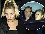 LONDON, ENGLAND - JULY 23:   Elizabeth Olsen leaves The Worseley restaurant in Mayfair on July 23, 2015 in London, England.  (Photo by Keith Hewitt/GC Images)