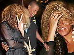 38416909    Jay-Z and Beyonce outside Madison Square Garden for the U2 Concert in New York on July 23, 2015.  \nPHOTOGRAPH BY MAXA /Landov / Barcroft Media\nUK Office, London.\nT +44 845 370 2233\nW www.barcroftmedia.com\nUSA Office, New York City.\nT +1 212 796 2458\nW www.barcroftusa.com\nIndian Office, Delhi.\nT +91 11 4053 2429\nW www.barcroftindia.com