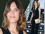 Alexa Chung Arrives to Ron Herman For Her AG Jeans Event\n\nPictured: Alexa Chung\nRef: SPL1086177  230715  \nPicture by: All Access Photographer Group\n\nSplash News and Pictures\nLos Angeles: 310-821-2666\nNew York: 212-619-2666\nLondon: 870-934-2666\nphotodesk@splashnews.com\n