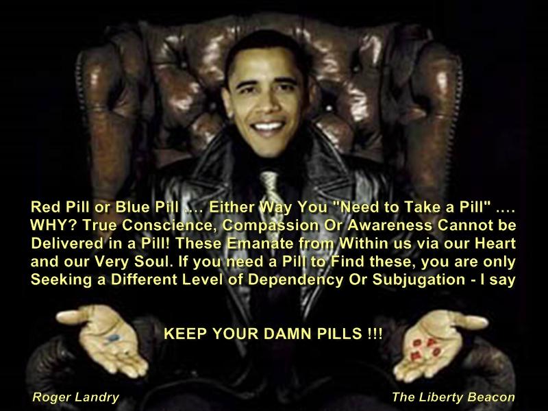 Red pill Blue pill 01