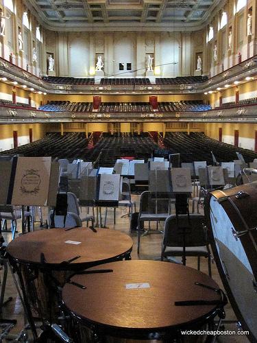 5102540529 552b044304 Symphony Hall   Free Tour