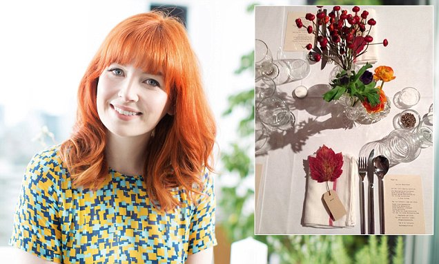 Radio 1 DJ Alice Levine on throwing a budget-friendly dinner party