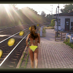 Temple Train Surfer Apk Android