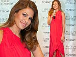 July 25, 2015 Eva Mendes Introduces Esteee Lauder New Dimensions Skincare and signs bottles for customers at meet and greet in Miami, Florida\n\nPictured: Eva  Mendes\nRef: SPL1082240  250715  \nPicture by: Michele Eve / Splash News\n\nSplash News and Pictures\nLos Angeles: 310-821-2666\nNew York: 212-619-2666\nLondon: 870-934-2666\nphotodesk@splashnews.com\n