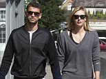 Mandatory Credit: Photo by Amer/REX Shutterstock (3825487b)  Grigor Dimitrov and Maria Sharapova  Maria Sharapova and boyfriend Grigor Dimitrov out and about in London, Britain - 13 Jun 2014  French Open and grand Slam champion Maria Sharapova is seen holding hands with  her boyfriend Grigor Dimitrov looking happy and relaxed in the build up to the lawn tennis championships in Wimbledon Maria Sharapova and boyfriend Grigor Dimitrov.