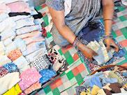 Recyclable sanitary napkins