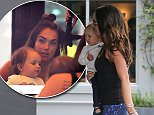 jkpix tamara ecclestone and daughter sophia at show salon westbourne grove