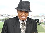 Mandatory Credit: Photo by Broadimage/REX Shutterstock (4914760m).. Joe Jackson.. Joe Jackson visits the CT Corinthians football club, Sao Paulo, Brazil - 24 Jul 2015.. Joe Jackson, father of the King of Pop Michael Jackson visits the CT Corinthians, one of the biggest football clubs in São Paulo and is given a shirt with his name engraved..