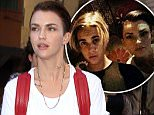 "UK CLIENTS MUST CREDIT: AKM-GSI ONLY\nEXCLUSIVE: Hollywood, CA - ""Orange Is the New Black"" new it girl, Ruby Rose gets together with her new pal Justin Bieber and dines at Katsuya for an early dinner.  Ruby exited the popular restaurant first with a couple friends and was greeted by a large group of fans.  Justin ducked out shortly after and ran to his parked SUV with his security team to try and avoid the crowd of fans.\n\nPictured: Ruby Rose & Justin Bieber\nRef: SPL1088010  260715   EXCLUSIVE\nPicture by: AKM-GSI / Splash News\n\n"