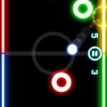 Glow Air Hockey Android Apk