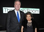 Jeb and Columba Bush