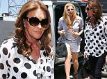 Caitlyn Jenner out filming her new tv show in Los Angeles.\n\nPictured: Caitlyn Jenner\nRef: SPL1089491  290715  \nPicture by: Brewer / Kreusch / Splash News\n\nSplash News and Pictures\nLos Angeles: 310-821-2666\nNew York: 212-619-2666\nLondon: 870-934-2666\nphotodesk@splashnews.com\n