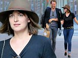 Actress Dakota Johnson walks with writer Derek Blasberg down Fifth Avenue in New York City on July 28, 2015\n\nPictured: Dakota Johnson,Derek Blasberg\nRef: SPL1089141  280715  \nPicture by: Christopher Peterson/Splash News\n\nSplash News and Pictures\nLos Angeles: 310-821-2666\nNew York: 212-619-2666\nLondon: 870-934-2666\nphotodesk@splashnews.com\n