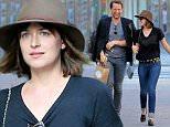 Actress Dakota Johnson walks with writer Derek Blasberg down Fifth Avenue in New York City on July 28, 2015\n\nPictured: Dakota Johnson,Derek Blasberg\nRef: SPL1089141  280715  \nPicture by: Christopher Peterson/Splash News\n\nSplash News and Pictures\nLos Angeles: 310-821-2666\nNew York: 212-619-2666\nLondon: 870-934-2666\nphotodesk@splashnews.com\n