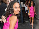 Little Mix meet fans at Radio 1\nFeaturing: Leigh Anne Pinnock\nWhere: London, United Kingdom\nWhen: 28 Jul 2015\nCredit: WENN.com