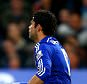 LONDON, ENGLAND - APRIL 04:  Diego Costa of Chelsea holds his leg as he sits on the turf before leaving the pitch injured during the Barclays Premier League match between Chelsea and Stoke City at Stamford Bridge on April 4, 2015 in London, England.  (Photo by Ian Walton/Getty Images)